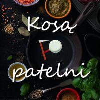 Kosą po patelni - Blog kulinarny